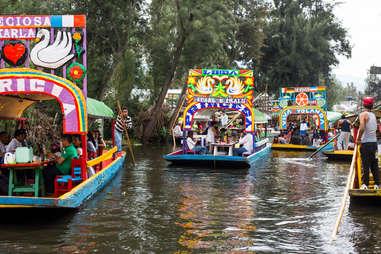 Xochimilco's Floating Gardens