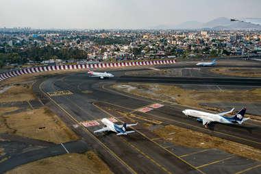 Aeropuerto Internacional de la Ciudad de México,