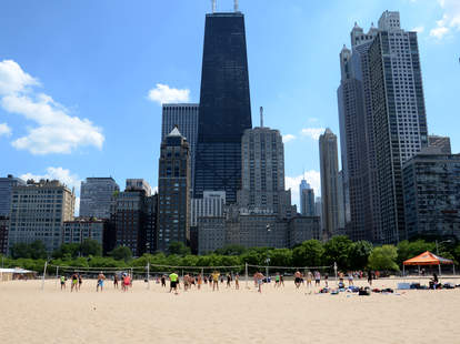 Definitive Guide To Chicago's Beaches