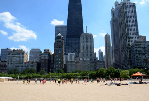 Definitive Guide To Chicago S Beaches