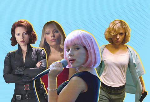 Best Scarlett Johansson Movies Ever, Ranked - Thrillist