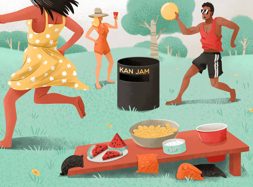 Best Outdoor Drinking Games For Backyard Parties Summer Bbqs Thrillist