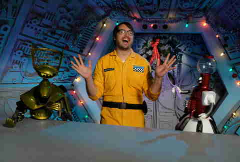 mystery science theater 3000 the return