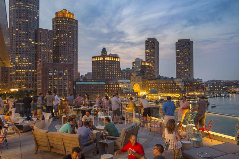 best rooftop bars in america