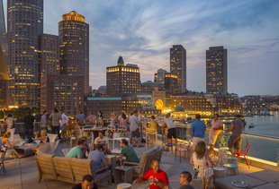 The 21 Best Rooftop Bars in America
