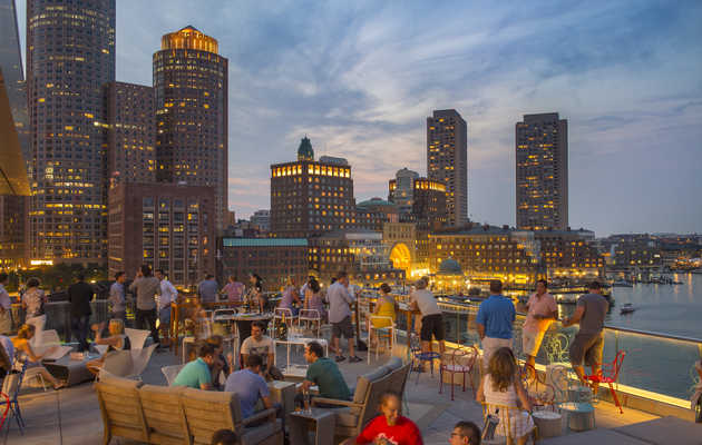 The 23 Best Rooftop Bars in America