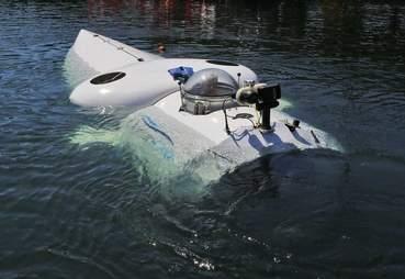 cyclops 1 submersible