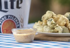 Get Grilling: Veggies with Chipotle Mayo
