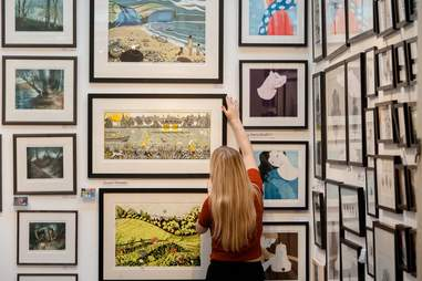 The Affordable Art Fair, UK