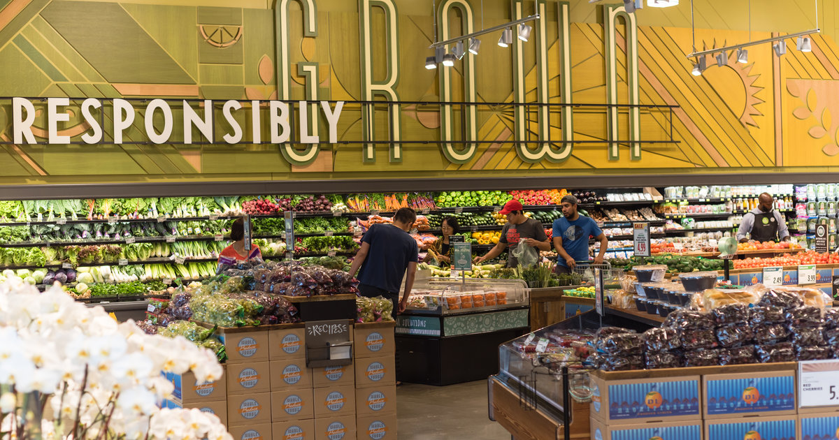 Whole Foods Might Be Getting a Whole Lot Cheaper, Thanks to Amazon