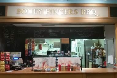 Boney Fingers BBQ