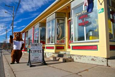 Twin Peaks Coffee & Donuts