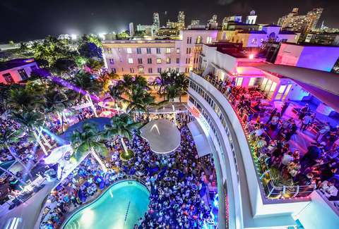 Best Pool Parties In Miami 2019 Where To Lounge And Party