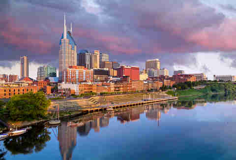 Places to hangout in nashville