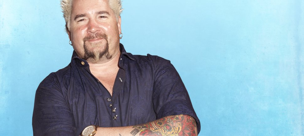 Guy Fieri on the Triple D Decade, Vegan Nachos, and Why You Shouldn't Eat Frozen Pizza