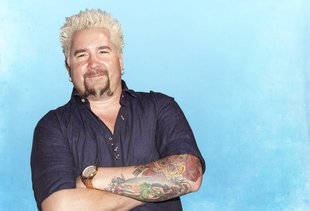 Guy Fieri Just Wants You to Eat Healthy, Donkey Sauce Be Damned