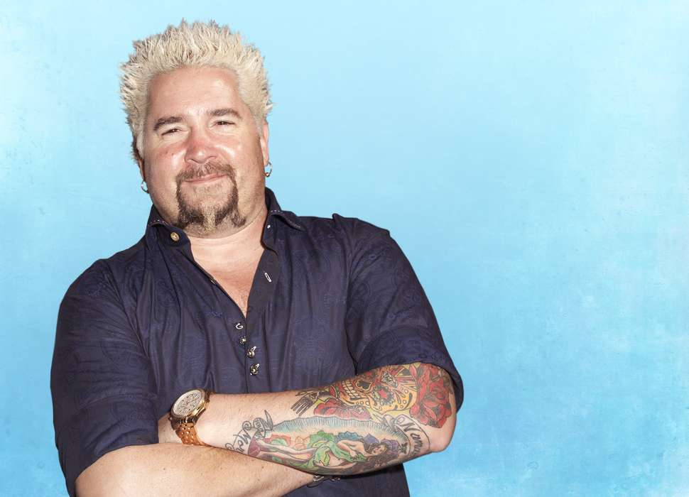 What Guy Fieri Has Learned From 10 Years of Diners Drive Ins and
