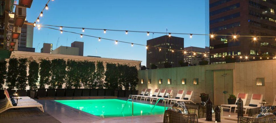 Cool Off for Free at These San Diego Hotel Pools