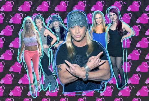 Rock of Love Season 1 & 2 Cast Remembers Bret Michaels