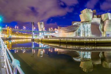 Guggenheim Museum, Bilboa