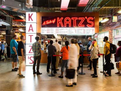 katz's deli dekalb market