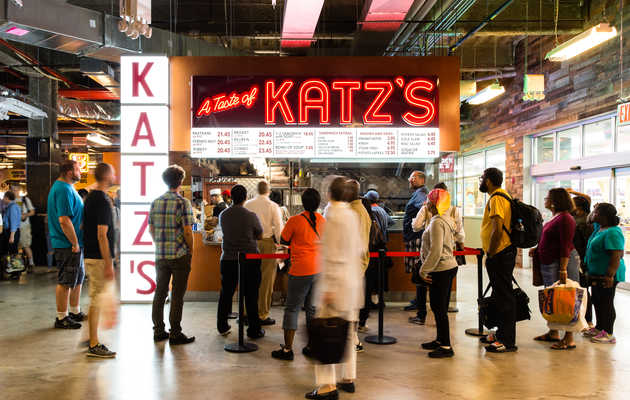 What to Eat at Brooklyn's Massive New Dekalb Market Hall
