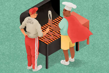 The Grillmaster General