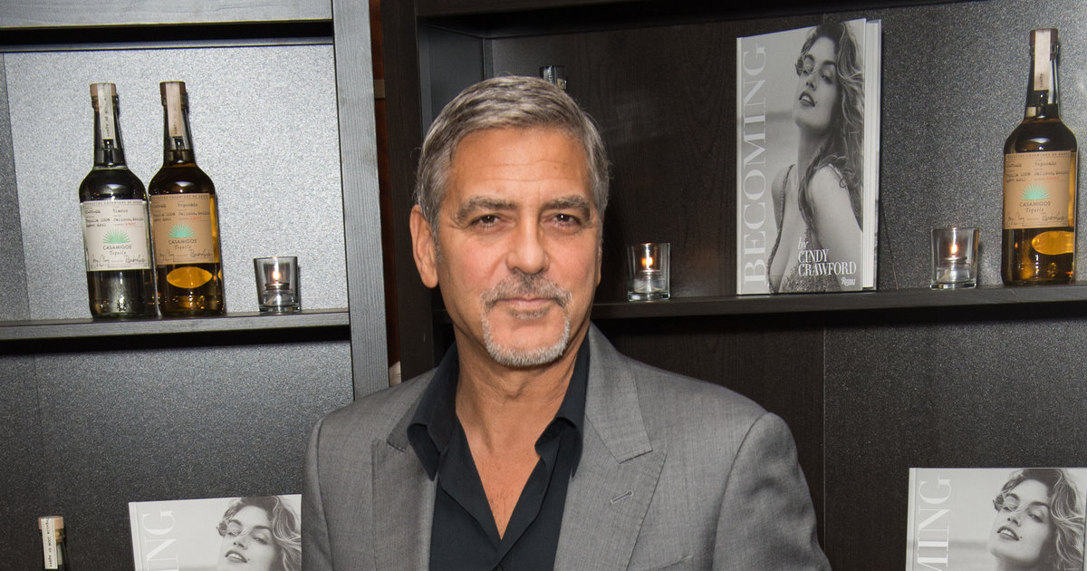 George Clooney Just Made $1 Billion on Tequila