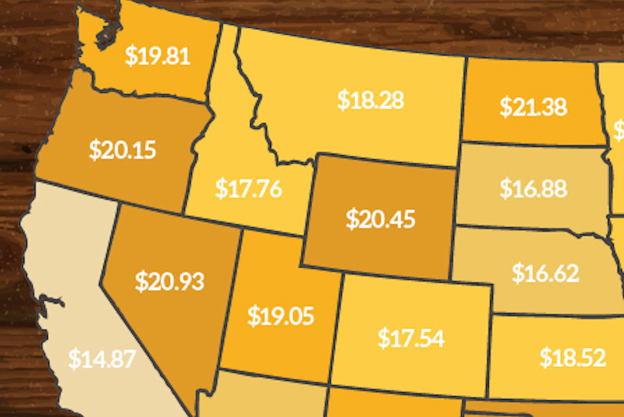 What A Case Of Beer Costs In Every State, According To New Study   Thrillist