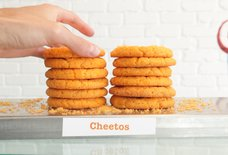These Cheesy Cheetos Cookies Satisfy Two Cravings at Once