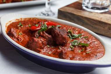 Nirvana Indian Cuisine - Masala Plate