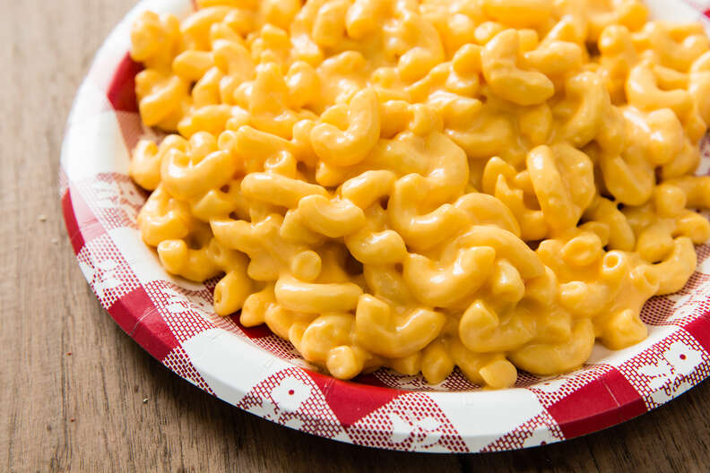 Mac & cheese cookout side