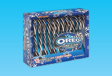 Oreo Candy Canes are Coming and Suddenly It's Christmas