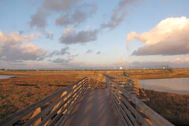 Bolsa Chica Ecological Reserve Footbridge