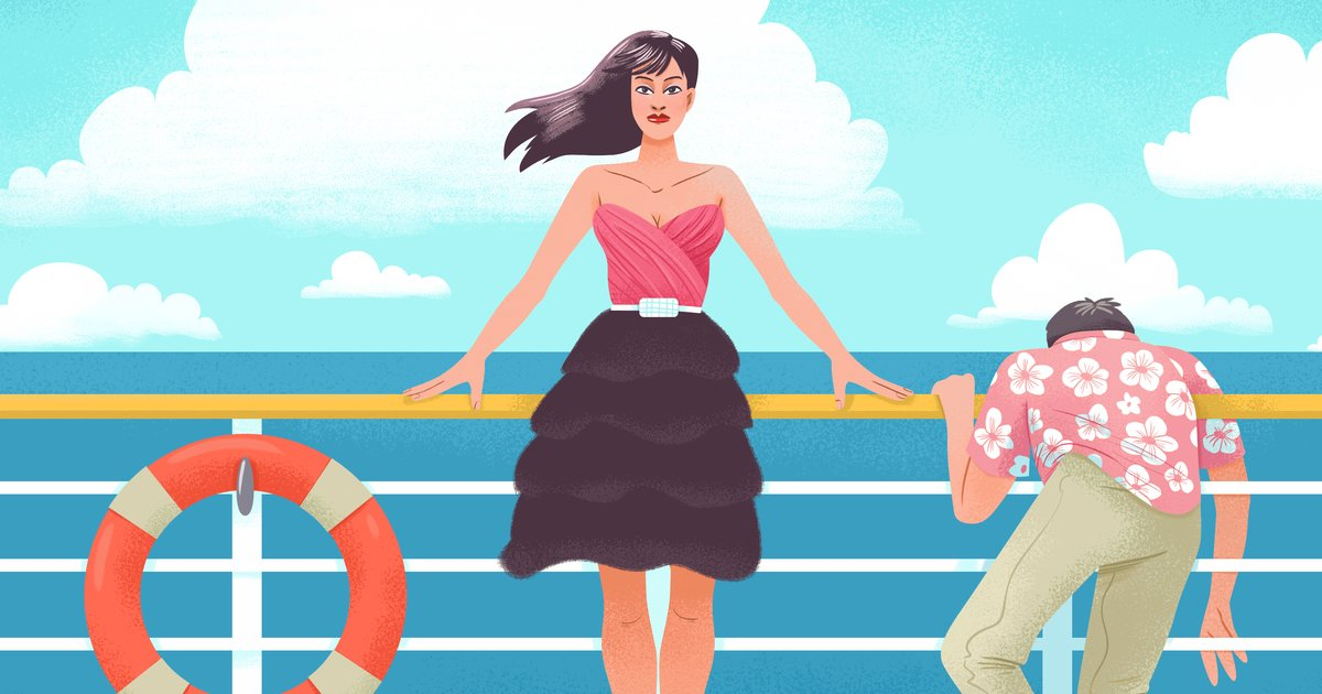 Secrets I Learned Working on a Cruise Ship for a Year