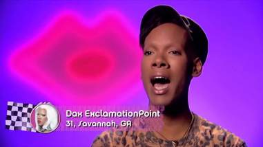 dax exclamationpoint drag race