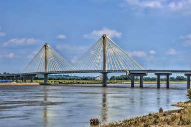 Clark Bridge - Alton, IL