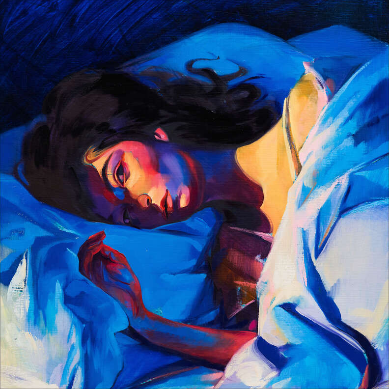 Lorde Melodrama cover