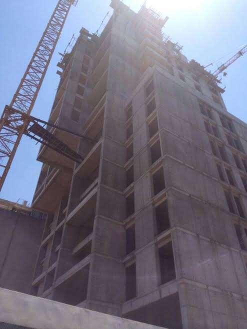Construction site in Lebanon