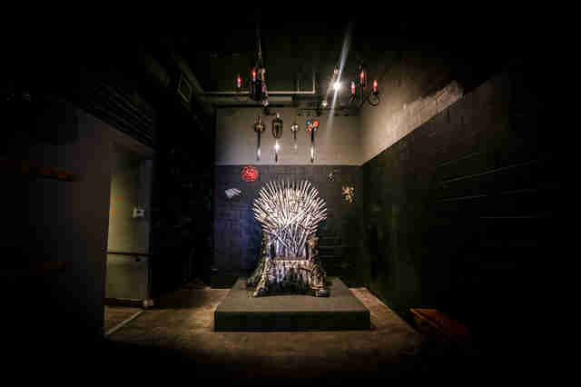 Game Of Thrones Pub Pop Up Bar Opens In Washington Dc
