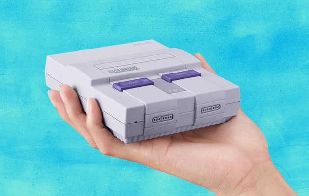 It's Official: Nintendo Is Launching a Mini SNES Classic Edition With 21 Games