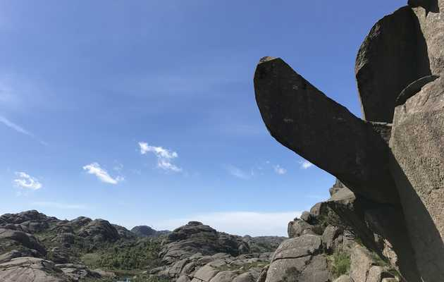 People Have Raised More Than $10,000 to Get This Penis-Shaped Rock Back Up