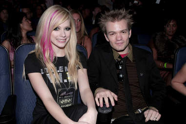 avril and deryck whibley