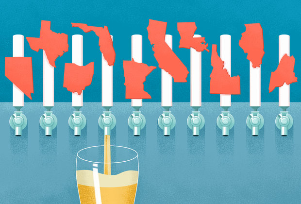 The 'Official' Beer of Every State
