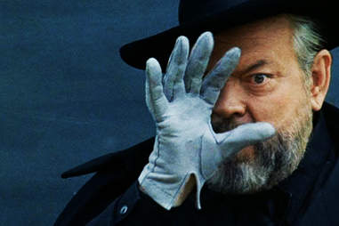 f is for fake orson welles movie