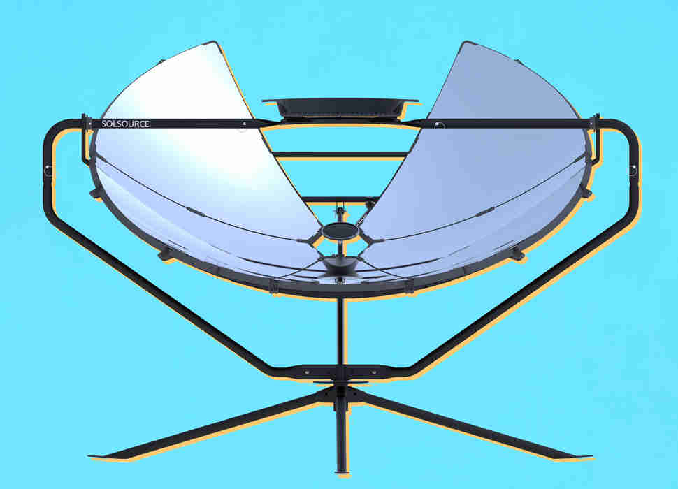 solarsource grill