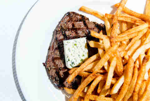 balthazar steak frites