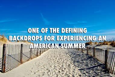 New Jersey Shore Summer
