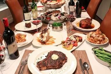 Delmonico Steakhouse, Delmonico Steakhouse steak