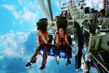 x2 rollercoaster